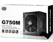 COOLER MASTER                  G750M 750W napajanje (RS-750-AMAAB1-EU) 5Y