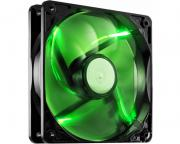 COOLER MASTER                  SickleFlow 120 Green LED 120mm ventilator (R4-L2R-20AG-R2)