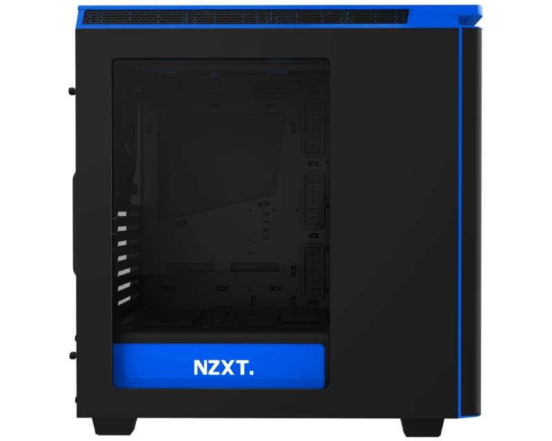 NZXT                           H440 kućište crno-plavo (CA-H442W-M4)