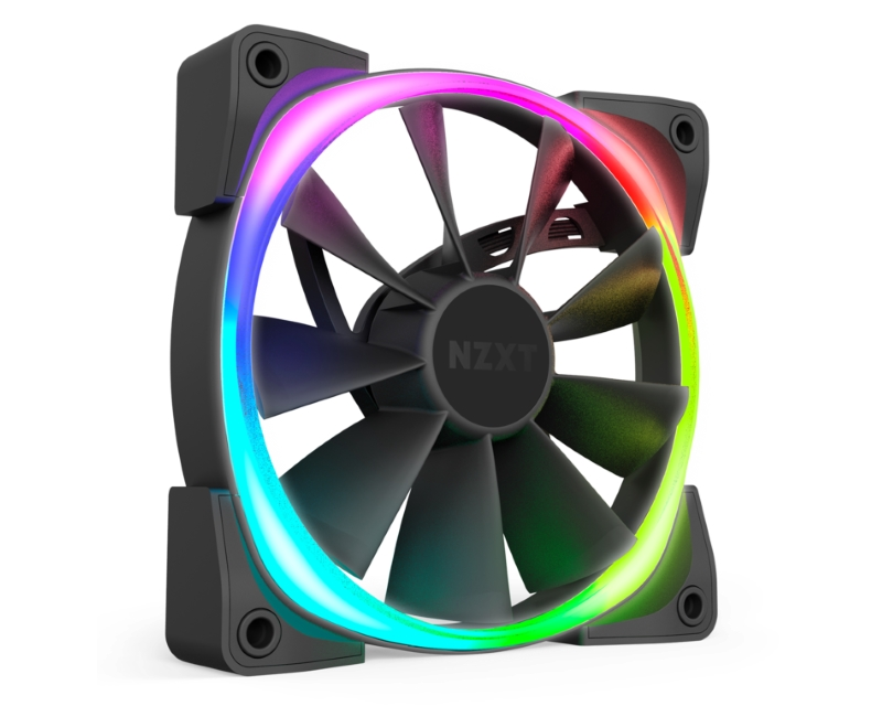 NZXT                           Aer RGB 2 120mm ventilator (HF-28120-B1)