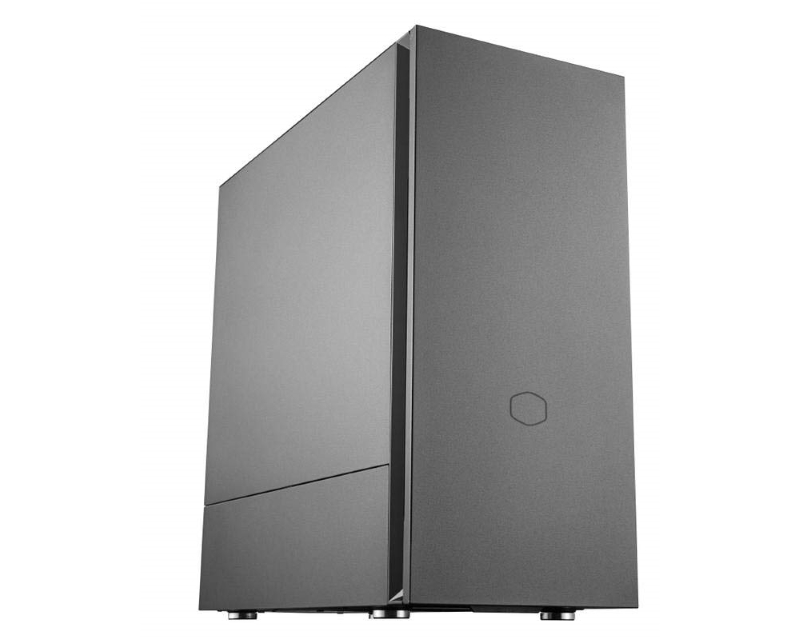 COOLER MASTER                  Silencio S600 with steel side (MCS-S600-KN5N-S00)