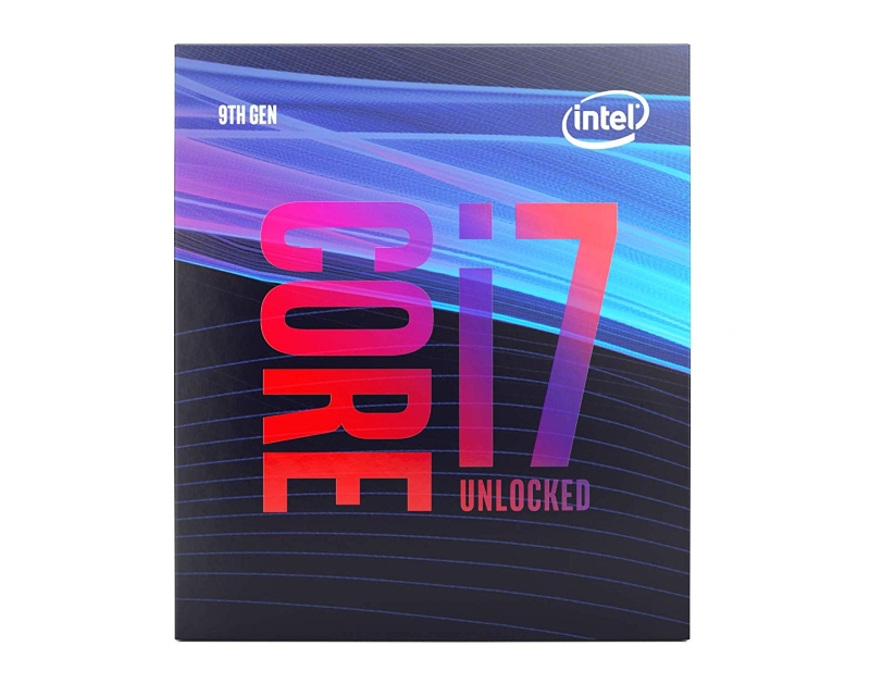INTEL                          Core i7-9700K 8-Core 3.6GHz (4.9GHz) Box