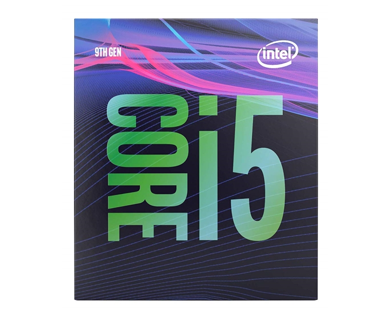 INTEL                          Core i5-9400 6-Core 2.9GHz (4.1GHz) Box