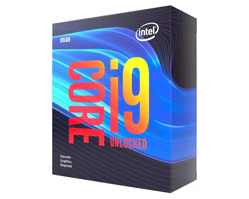 INTEL                          Core i9-9900KF 8-Core 3.6GHz (5.0GHz) Box