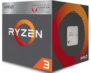 AMD                            Ryzen 3 2200G 4 cores 3.5GHz (3.7GHz) Box