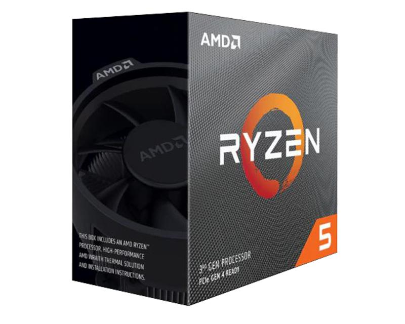 AMD                            Ryzen 5 3600X 6 cores 3.8GHz (4.4GHz) Box