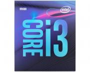 INTEL                          Core i3-9100 4-Core 3.6GHz (4.20GHz) Box