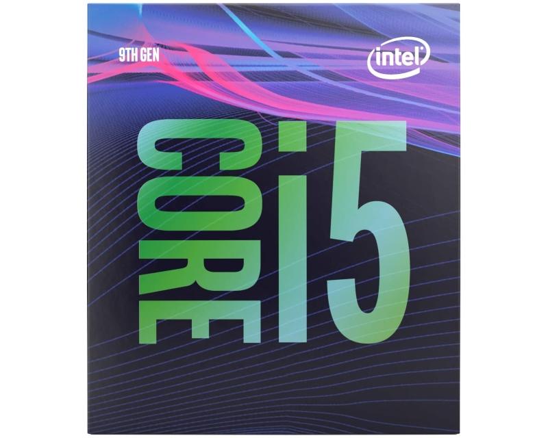 INTEL                          Core i5-9600 6-Core 3.1GHz (4.6GHz) Box