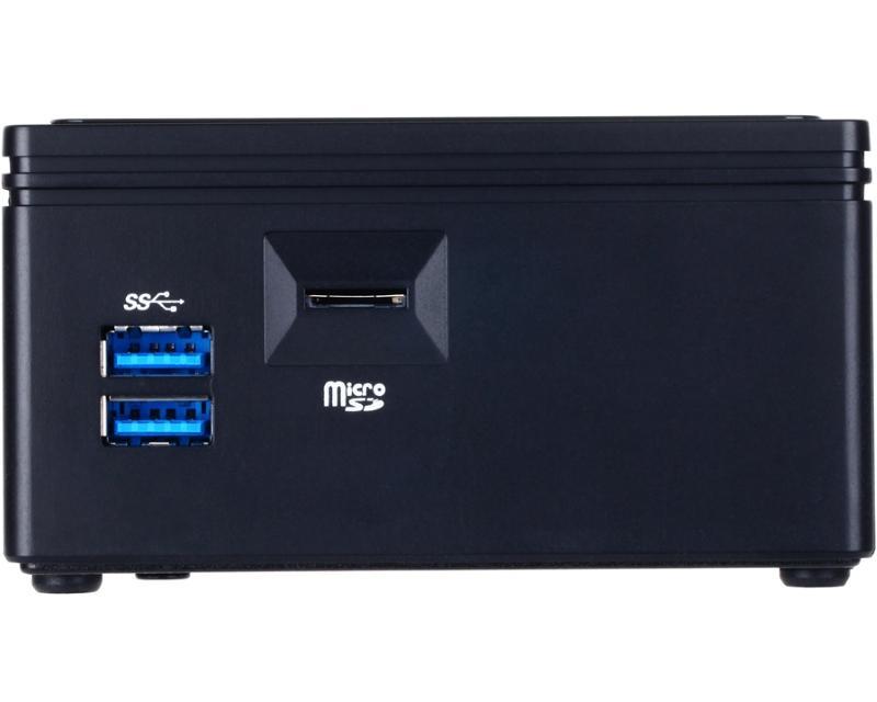 GIGABYTE                       GB-BACE-3160 BRIX Mini PC Intel Quad Core J3160 1.6GHz (2.24GHz)