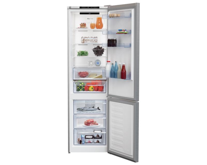 BEKO                           RCNA406I40XBN kombinovani frižider