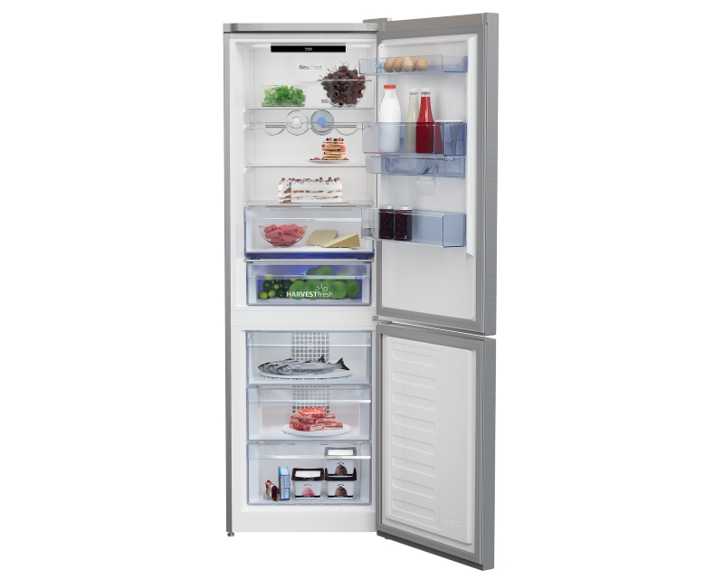 BEKO                           MCNA366E40DXBN kombinovani frižider