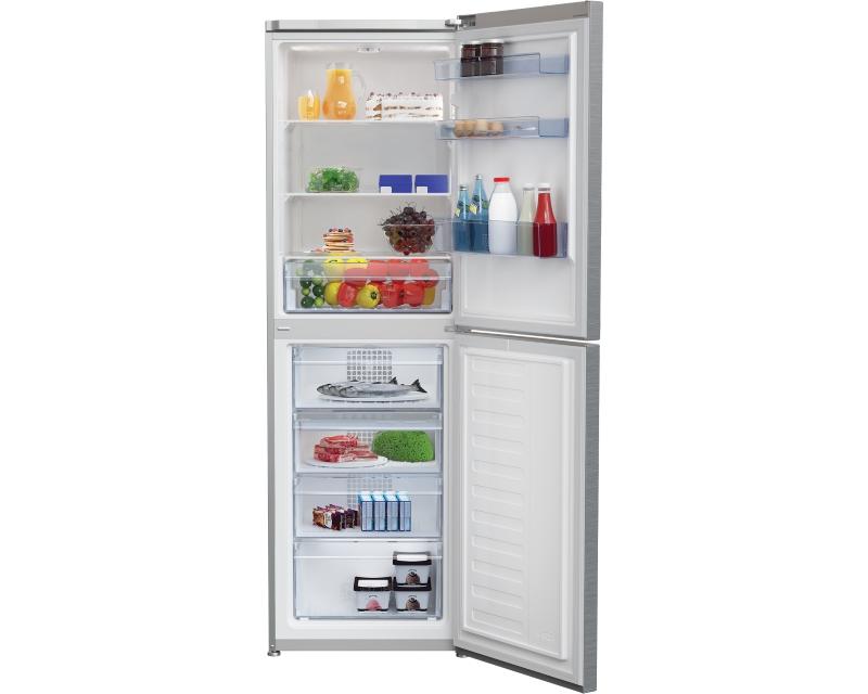 BEKO                           RCHE390K30XPN kombinovani frižider