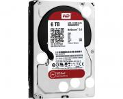 "WD                             6TB 3.5"" SATA III 64MB IntelliPower WD60EFRX Red"