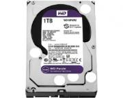 "WD                             1TB 3.5"" SATA III 64MB IntelliPower WD10PURZ Purple"
