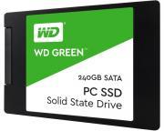 """WD                             240GB 2.5"""" SATA III WDS240G2G0A Green SSD"""