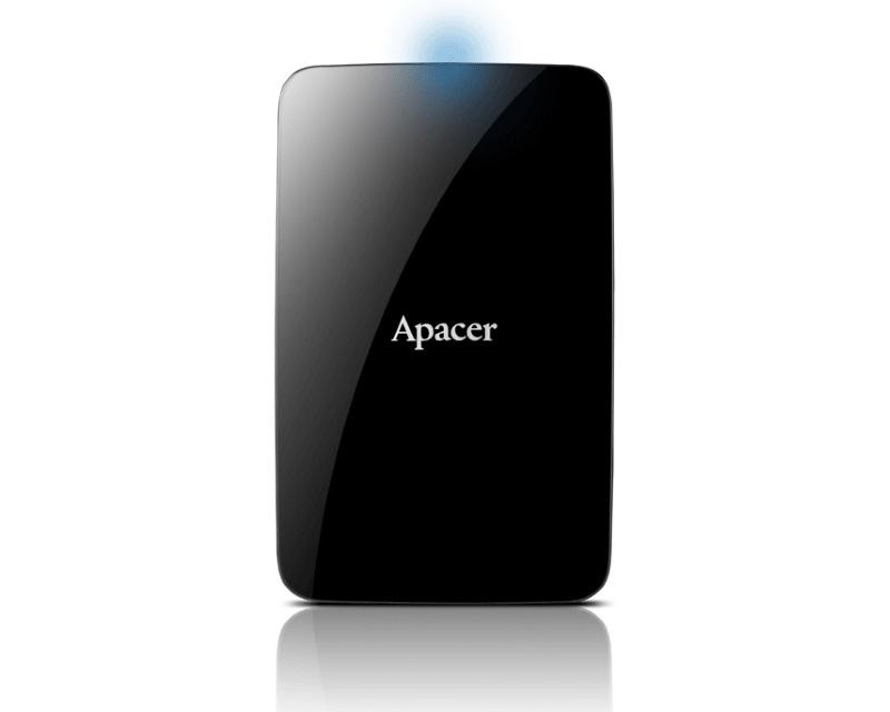 "APACER                         AC233 4TB 2.5"" crni eksterni hard disk"