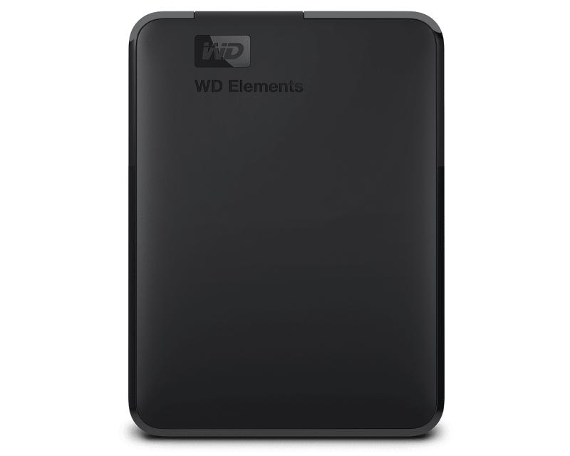 "WD                             Elements Portable 4TB 2.5"" eksterni hard disk WDBU6Y0040BBK"