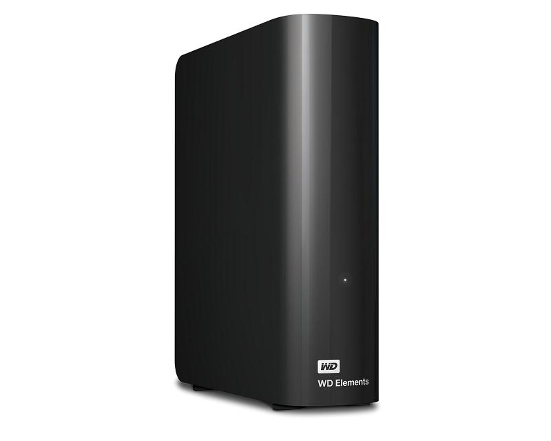"""WD                             Elements Desktop 8TB 3.5"""" crni eksterni hard disk WDBWLG0080HBK"""