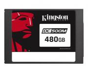 "KINGSTON                       480GB 2.5"" SEDC500M/480G SSDNow DC500 series"