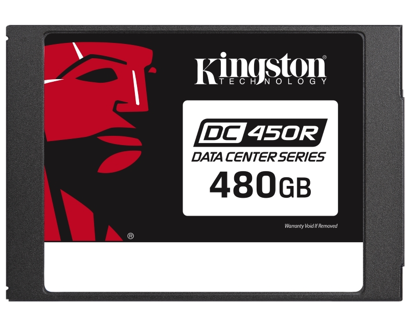 "KINGSTON                       480GB 2.5"" SATA III SEDC450R/480G SSDNow Enterprise DC450R series"
