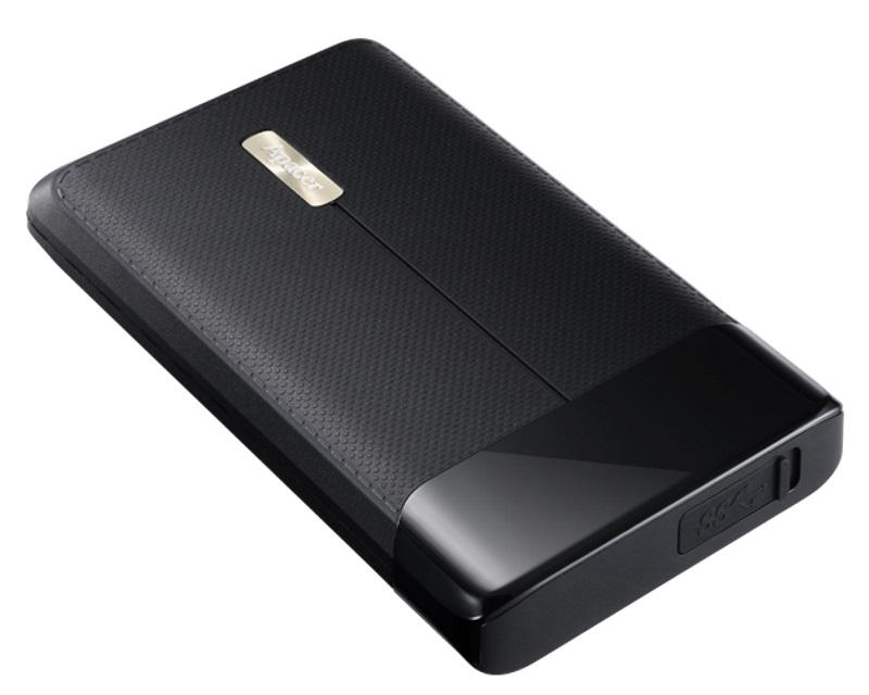 "APACER                         AC731 1TB 2.5"" crni eksterni hard disk"