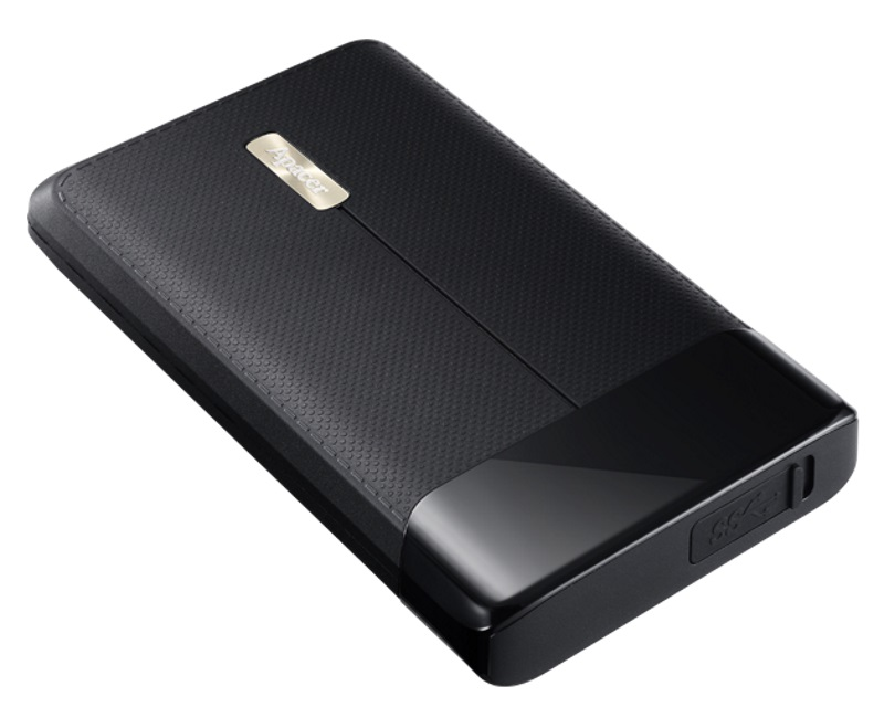 "APACER                         AC731 2TB 2.5"" crni eksterni hard disk"