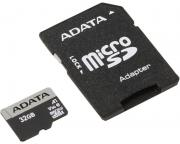 A-DATA                         UHS-I U3 MicroSDHC 32GB V30S class 10 + adapter AUSDH32GUI3V30SA1-RA1