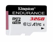 KINGSTON                       UHS-I microSDXC 32GB C10 A1 Endurance SDCE/32GB