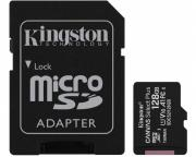 KINGSTON                       A1 MicroSDXC 128GB 100R class 10 SDCS2/128GB + adapter
