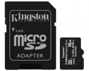 KINGSTON                       A1 MicroSDHC 16GB 100R class 10 SDCS2/16GB + adapter