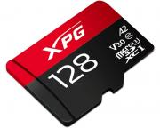 A-DATA                         UHS-I U3 MicroSDXC 128GB XPG A2 AUSDX128GUI3XPGA2-R