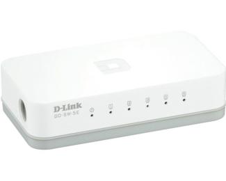 D-LINK                         GO-SW-5E 5port switch