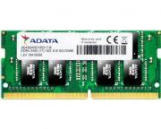 A-DATA                         SODIMM DDR4 4GB 2400Mhz AD4S2400J4G17-S