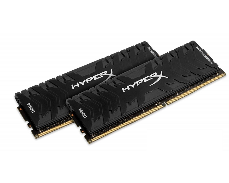 KINGSTON                       DIMM DDR4 16GB (2x8GB kit) 4000MHz HX440C19PB3K2/16 HyperX XMP Predator