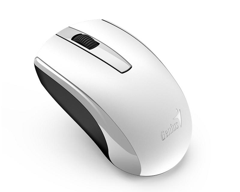 GENIUS                         Eco-8100 USB beli miš