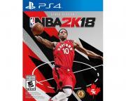 TAKE-TWO INTERACTIVE           NBA 2K18 PS4