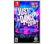 UBISOFT                        Just Dance 2018 Switch