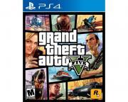 ROCKSTAR GAMES                 GTA V (Grand Theft Auto V) PS4