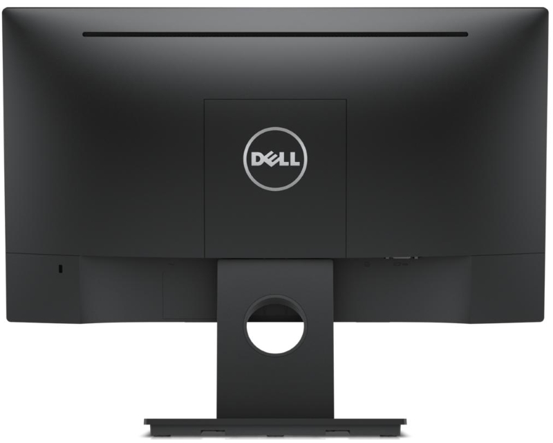 "DELL                           19.5"" E2016HV monitor"
