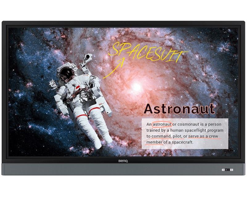 "BENQ                           65"" RM6501K Interactive Flat Panel crni"