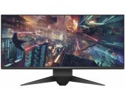 "DELL                           34"" AW3418DW Alienware Gaming zakrivljen IPS monitor"