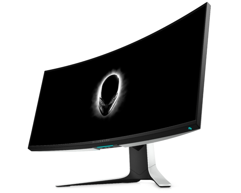 "DELL                           34"" AW3420DW 120Hz WQHD IPS G-Sync Alienware Gaming zakrivljen monitor"