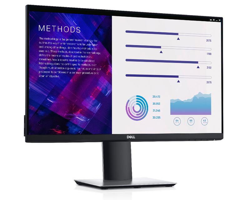 "DELL                           23.8"" P2421DC QHD USB-C Professional IPS monitor"