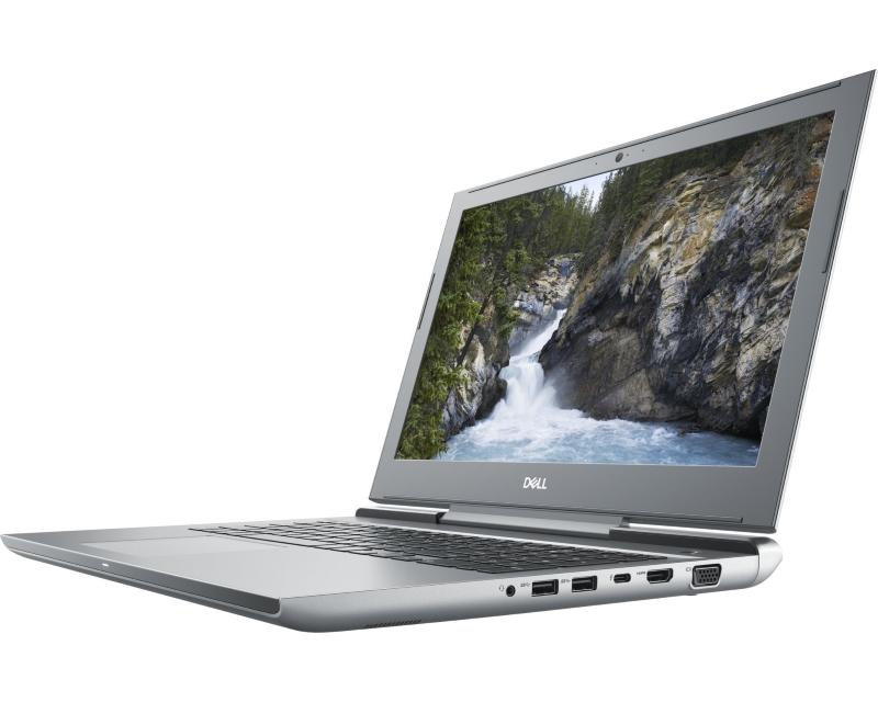 """DELL                           Vostro 7580 15.6"""" FHD i7-8750H 8GB 1TB 128GB SSD GeForce GTX 1060 6GB Backlit srebrni 5Y5B"""