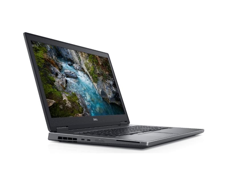 "DELL                           Precision M7730 17.3"" FHD i9-8950HK 8GB 256GB SSD Quadro P3200 6GB Backlit Win10Pro 3yr NBD"