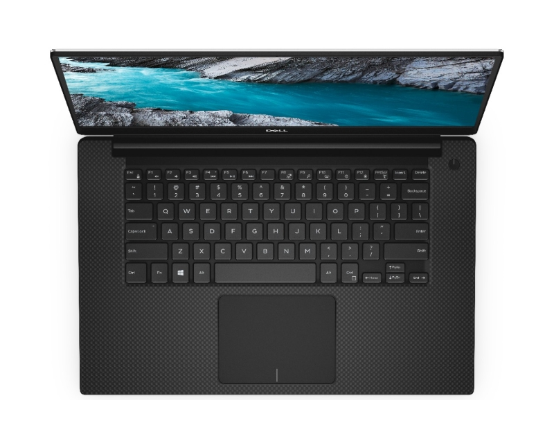 "DELL                           XPS 7590 15.6"" 4K OLED i7-9750H 16GB 512GB SSD GeForce GTX 1650 4GB Backlit FP srebrni Win10Pro 5Y5B"