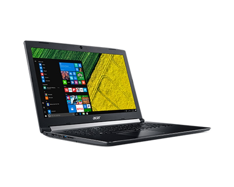 "ACER                           Aspire A517-51G-34CN 17.3"" FHD Intel Core i3-7020U 2.3GHz 4GB 256GB SSD GeForce MX130 2GB crni"