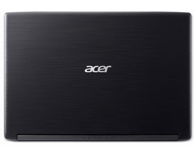 "ACER                           Aspire A315-51-39ZZ 15.6"" Intel Core i3-7020U 2.3GHz 8GB 256GB SSD crni"