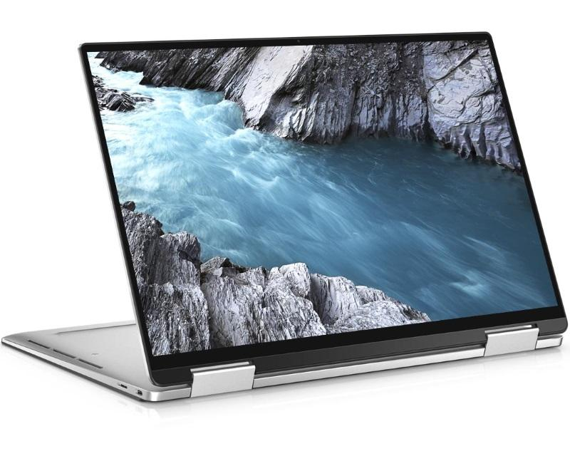 "DELL                           XPS 7390 2-u-1 13.4"" FHD Touch i5-1035G1 8GB 256GB SSD Backlit Win10Pro srebrni 5Y5B"