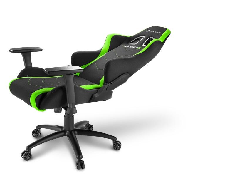 SHARKOON                       Skiller SGS2 crno-zelena stolica